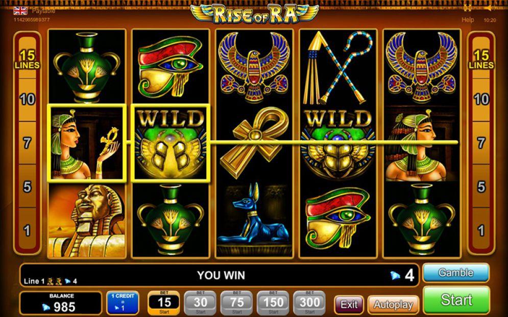 онлайн казино игри